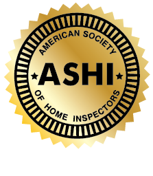 Certified by American Society of Home Inspectors