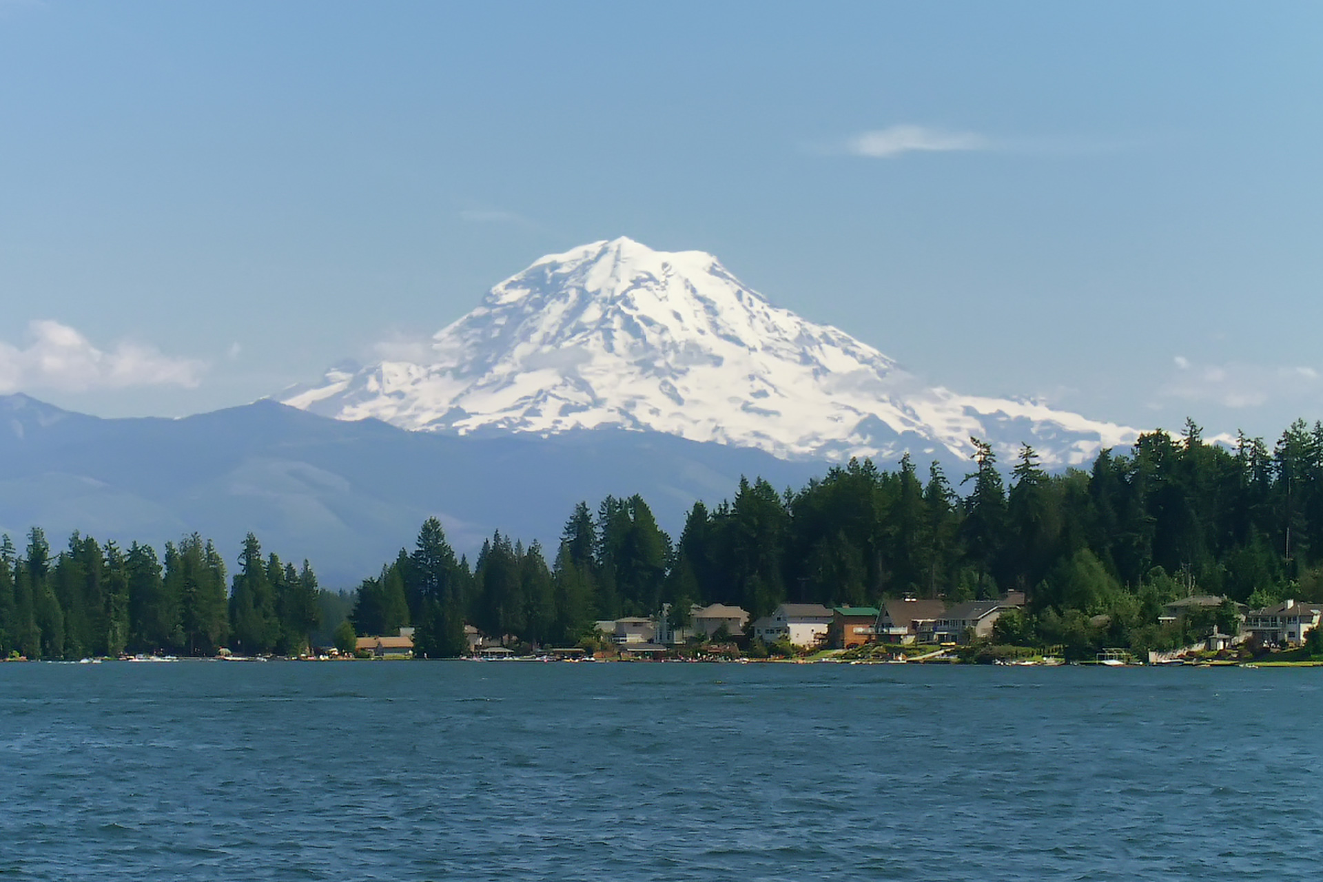 Pacific Northwest Home Inspections Mount Rainier